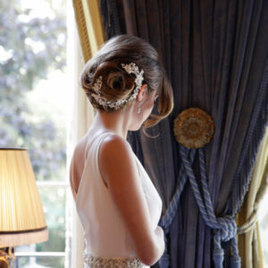 Bride at The Ritz London