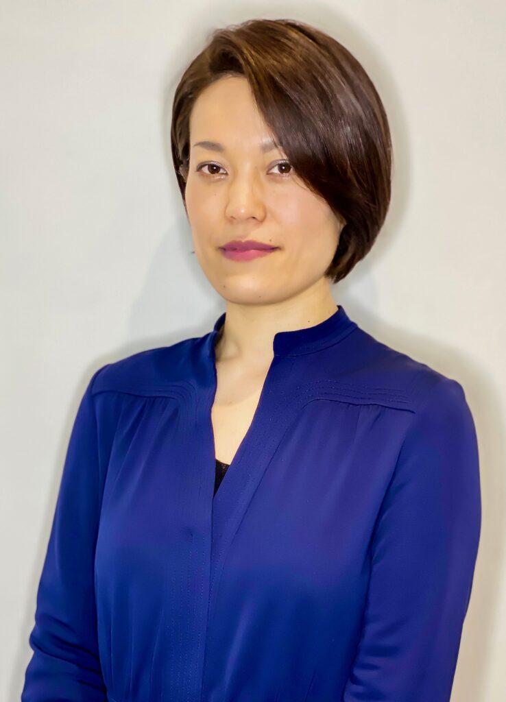 Head of Reception for our salon in Mayfair - Yuko Daishoji