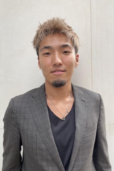 Tsuyoshi - Japanese hairdresser at Hiro Miyoshi